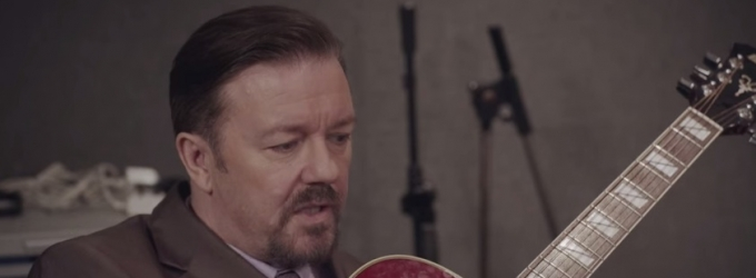 Ricky Gervais to Star in Feature Film Adaptation of THE OFFICE