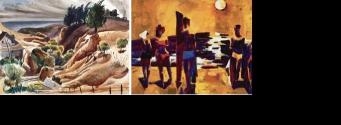 Laguna Art Museum Presents REX BRANDT: IN PRAISE OF SUNSHINE Exhibit, Thru 9/21