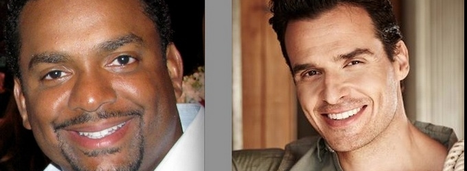 Antonio Sabato Jr., Alfonso Ribeiro & More Set for ABC's DANCING WITH THE STARS; Pairings Announced!
