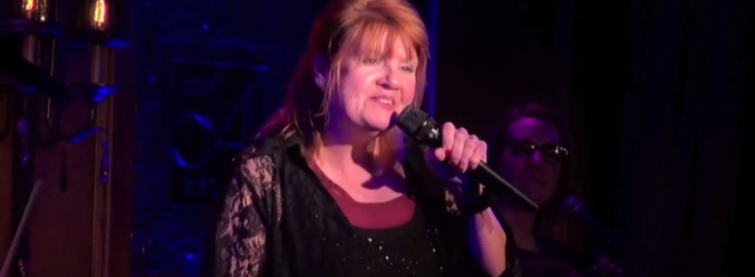 BWW TV Exclusive: CUTTING-EDGE COMPOSERS CORNER- Annie Golden Sings 'Spin Those Records' by Joe Iconis, Lance Rubin, and Jason SweetTooth Williams