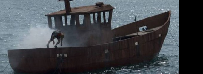 Artist Simon Faithfull Sinks Boat for Art's Sake