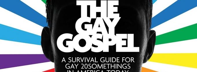Author Justin Luke Zirilli Reveals THE GAY GOSPEL in New Book, 11/18