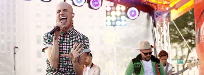 VIDEO: Neon Trees Perform 'Everybody Talks' on NBC's TODAY