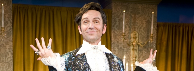 BWW Reviews: Slip into the Stackner's Spectacular LIBERACE! for the Holidays