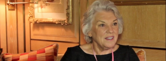 BWW TV: Chatting with Tyne Daly & the Company of MOTHERS AND SONS on Broadway!