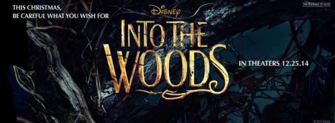 FLASH FRIDAY: First Midnight! INTO THE WOODS Casts A Spell Onstage & Onscreen