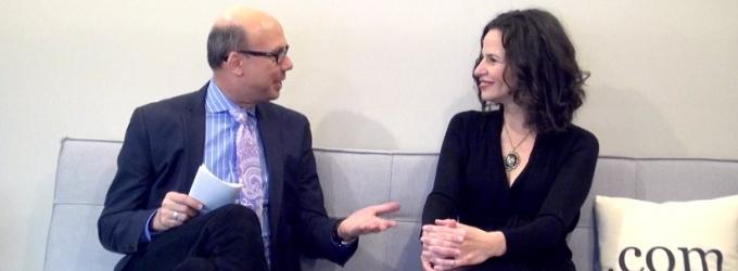 BWW TV Exclusive: BACKSTAGE WITH RICHARD RIDGE- Mandy Gonzalez Talks 54 Below, Belting, VAMPIRES, HEIGHTS & Much More!