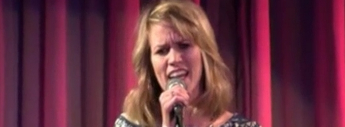 BWW TV: CUTTING-EDGE COMPOSERS CORNER- Lauren Kennedy Sings Joshua Salzman and Ryan Cunningham's 'Don't Say Another Word'
