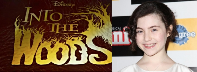 Breaking News: Lilla Crawford Joins INTO THE WOODS Film as 'Little Red'; Stephen Sondheim Pens New Song