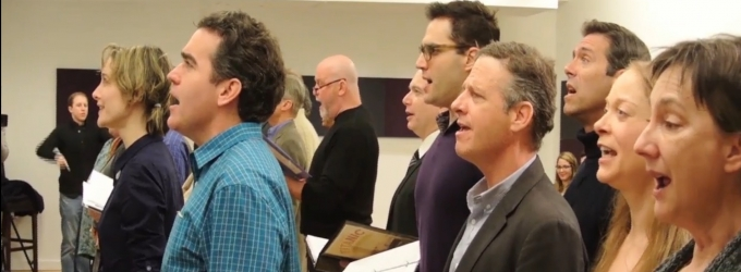 BWW TV: Ship of Dreams! Watch Bonus Rehearsal Footage from Tonight's TITANIC Concert