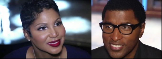 BWW TV: Chatting with AFTER MIDNIGHT's New Stars- Toni Braxton and Kenny 'Babyface' Edmonds!