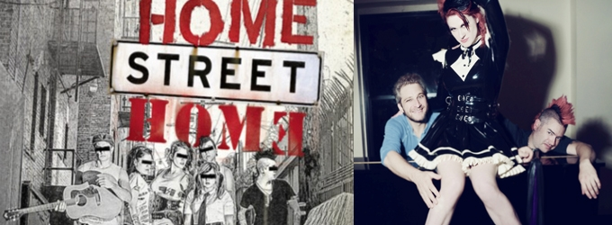 Exclusive: First Listen to 'Let's Get Hurt' from Jeff Marx, Fat Mike & Goddess Soma's HOME STREET HOME Musical!
