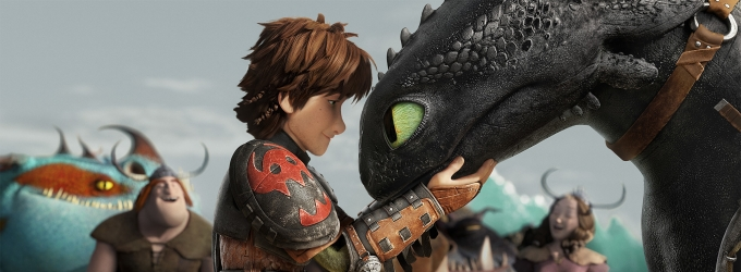 HOW TO TRAIN YOUR DRAGON 2 Flies Past $500,000,000 at Global Box Office
