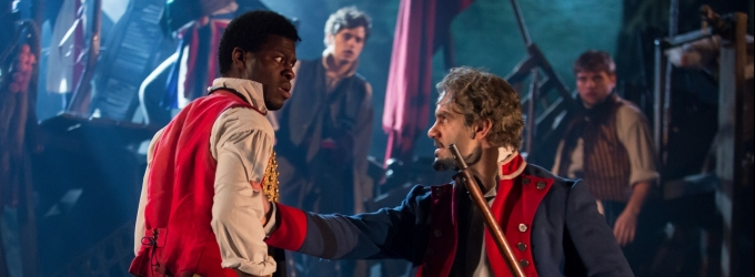 BWW TV: Join in the Crusade! Watch Highlights from the New LES MISERABLES!