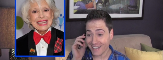 BWW TV Exclusive: CHEWING THE SCENERY WITH RANDY RAINBOW - Call Me Maybe! Randy Chats Carly Rae Jepsen in CINDERELLA and More!