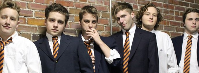BWW Reviews: THE HISTORY BOYS at WOOLFE STREET PLAYHOUSE