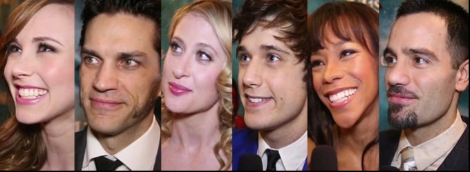 BWW TV: 24601 is Back! Chatting with the Cast of LES MISERABLES on Opening Night