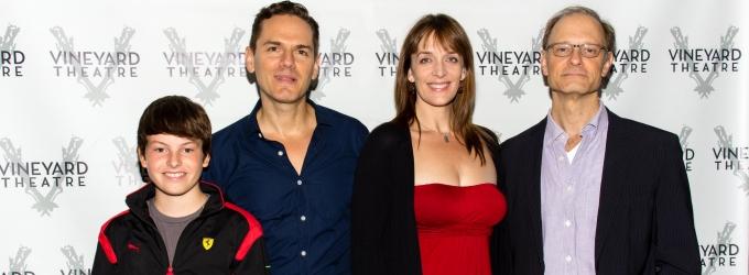 BWW TV: Meet the Cast of Vineyard Theatre's THE LANDING- David Hyde Pierce, Julia Murney & More!