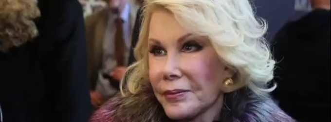 BWW TV: On the Red Carpet at A TIME TO KILL with Joan Rivers, Bobby Cannavale & More!