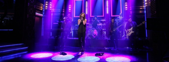 VIDEO: Sarah McLachlan Performs New Single 'In Your Shoes' on FALLON