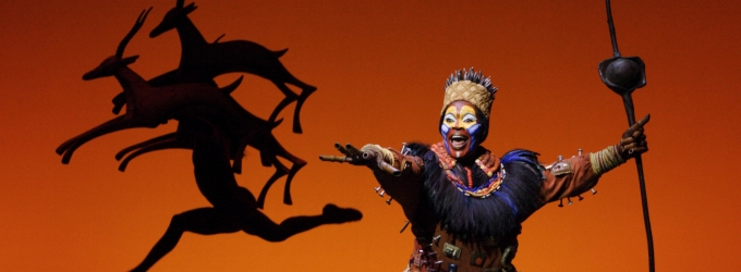 Audition for THE LION KING! Disney to Hold Auditions in Toronto March 31 and April 28