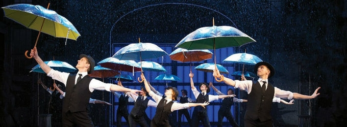 SINGIN' IN THE RAIN New Zealand, Asia's Richard Blacksell Talks How To Create Rain On Stage