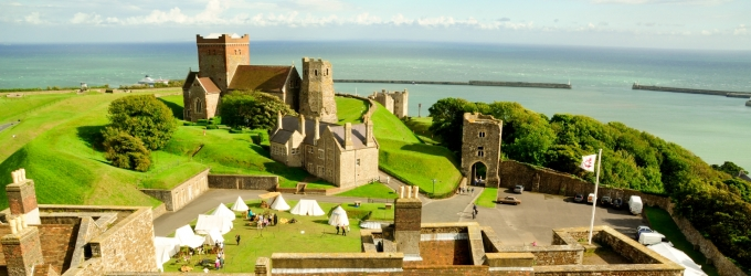 INTO THE WOODS Movie Filming At Dover Castle Soon?