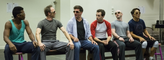 BWW TV: In Rehearsal for Paper Mill Playhouse's HONEYMOON IN VEGAS- Watch a Performance Preview!