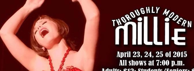 BWW Reviews: Stunning Courteney McClutchy in East Lake High's THOROUGHLY MODERN MILLIE