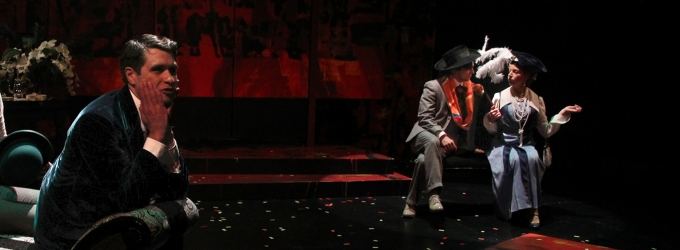 BWW Reviews: Carnival of Culture Tantalizes Audiences in TRAVESTIES