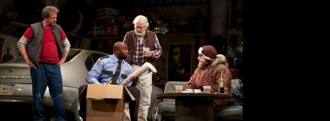 BWW Reviews: CATF 2014 - NORTH OF THE BOULEVARD Is an Authentic Comedy About Middle-Class Conflicts