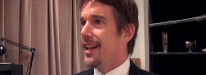 BWW TV: Something Wicked This Way Comes! Ethan Hawke and Company of MACBETH Meet the Press