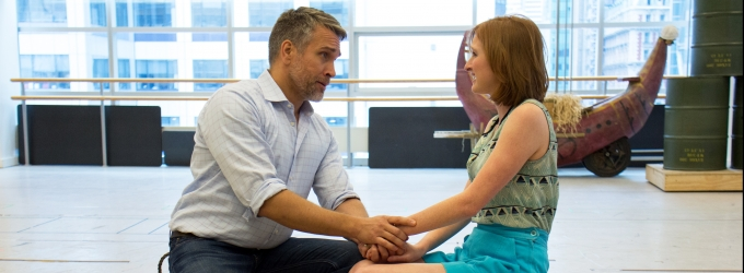 BWW TV: In the Rehearsal Room with Paper Mill Playhouse's SOUTH PACIFIC- Watch a Performance Preview!
