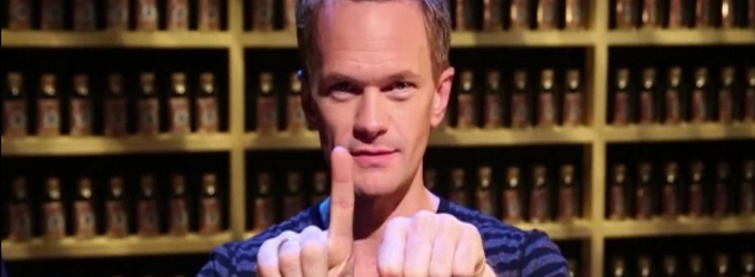 BWW TV: Neil Patrick Harris & NOTHING TO HIDE Team Show Off Magic Tricks!