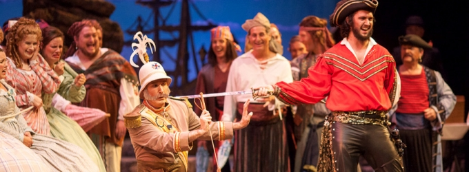 BWW Reviews: PIRATES OF PENZANCE a Glorious Thing