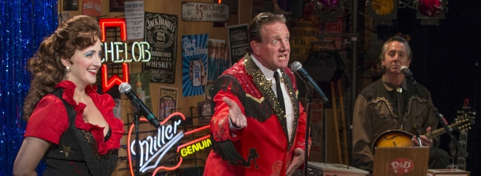 BWW Reviews: DOYLE AND DEBBIE Twang into the Stackner Cabaret's Honky Tonk Heart