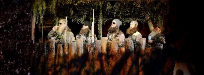 Reality TV DUCK COMMANDER MUSICAL Will Conclude Vegas Run Later This Month