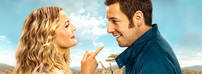 Review Roundup: Adam Sandler and Drew Barrymore Star in BLENDED