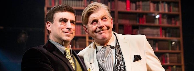 BWW Reviews: TRAVESTIES is Wildly Funny