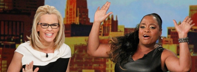 THE VIEW Hosts Jenny McCarthy & Sherrie Shepherd to Exit Daytime Talker