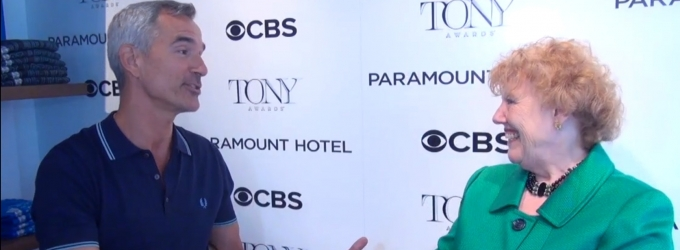 BWW TV Exclusive: Tony Honors Charlotte Wilcox - A Tony Awards Special Feature by Jerry Mitchell