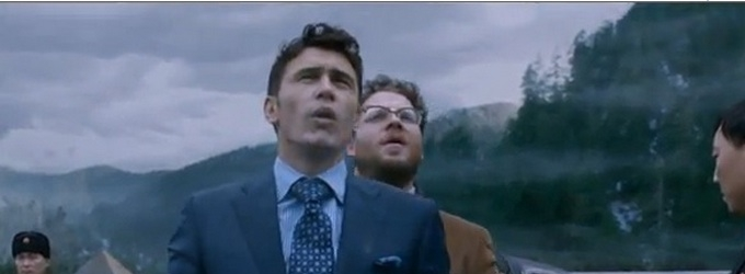 VIDEO: First Look - Seth Rogan & James Franco in THE INTERVIEW