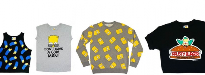 THE SIMPSONS Partners with Forever 21 for Clothing Line