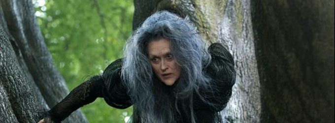First Look At Meryl Streep In INTO THE WOODS