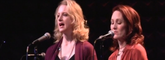 BWW TV Exclusive: CUTTING-EDGE COMPOSERS CORNER- Hubbard & Mossberg Sing Virginia Hart Pike's 'Out on the Edge'