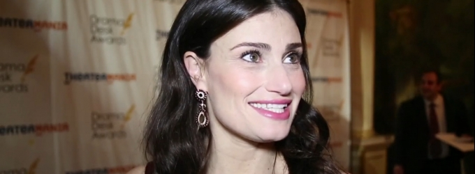 BWW TV: Chatting with the 2014 Drama Desk Musical Nominees- Idina Menzel, Kelli O'Hara, Steven Pasquale & More!