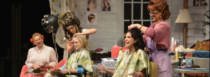Photo Flash: First Look at Becky Ann Baker, Zoe Winters and More in Alliance Theatre's STEEL MAGNOLIAS