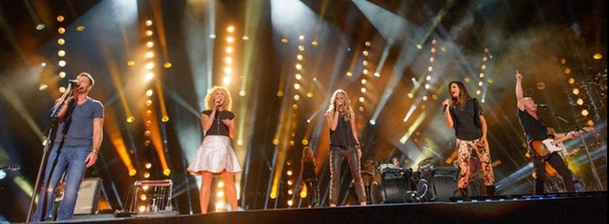 Little Big Town Return to Host ABC's CMA MUSIC FESTIVAL, 8/5