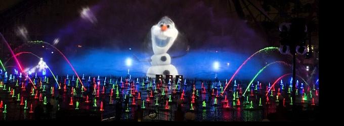 Idina Menzel, Josh Gad & Heather Headley Featured In New Disney WINTER DREAMS Spectacular