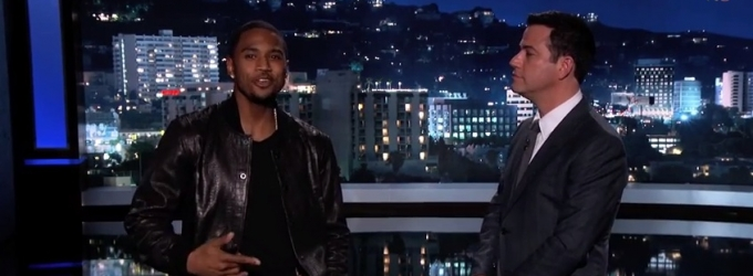 VIDEO: JIMMY KIMMEL Translates Trey Songz 'Na Na' for Old People to Understand!